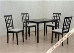 GRID DINING SET 1+4